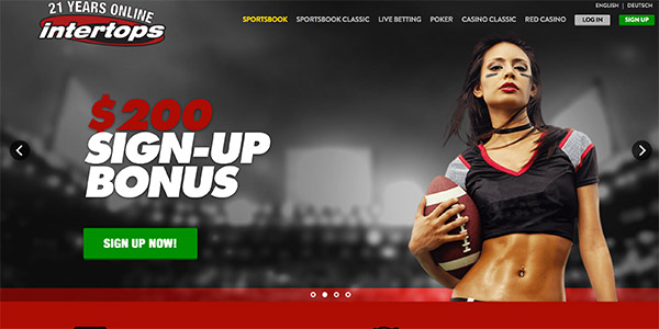 Intertops Sportsbook